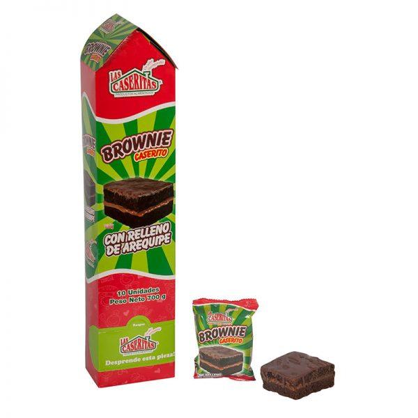 Brownie display x 10 und x 800 g